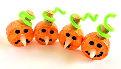 Tea Light Pumpkins