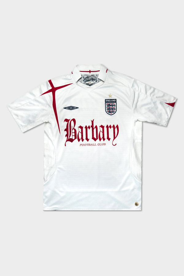 REWORKED ENGLAND SHIRT - 2005