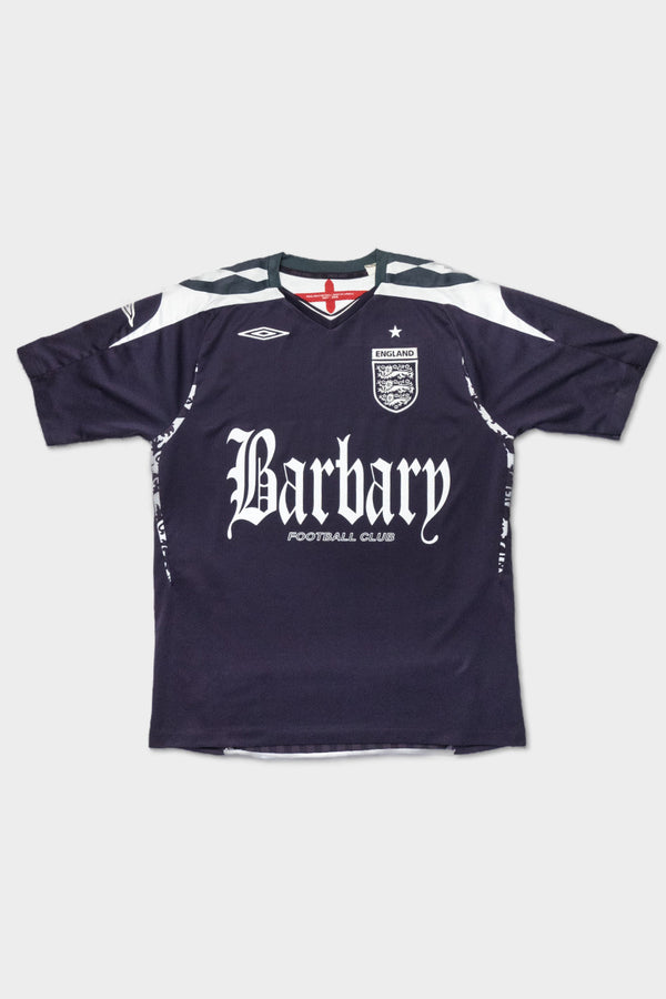 REWORKED ENGLAND SHIRT - 2007
