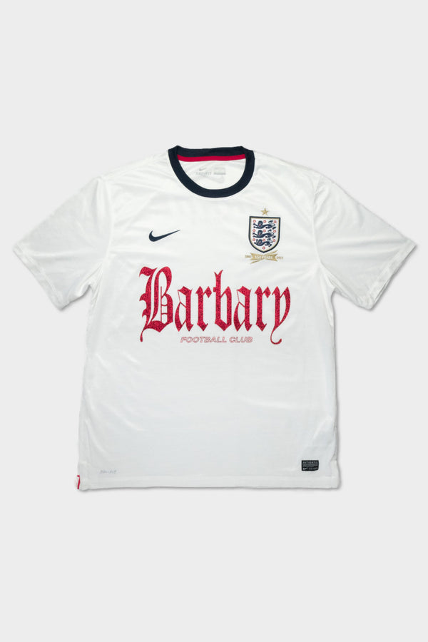 REWORKED ENGLAND SHIRT - 2013