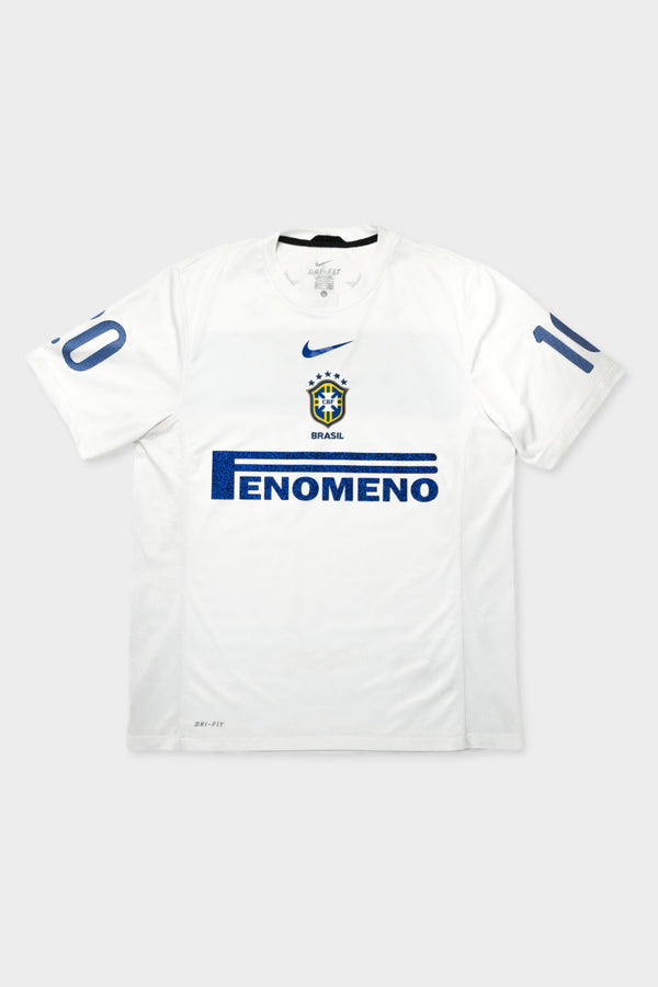 REWORKED SELECAO SHIRT - 2010