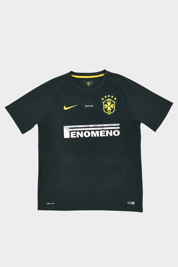 REWORKED BRAZIL SHIRT - 2014/15