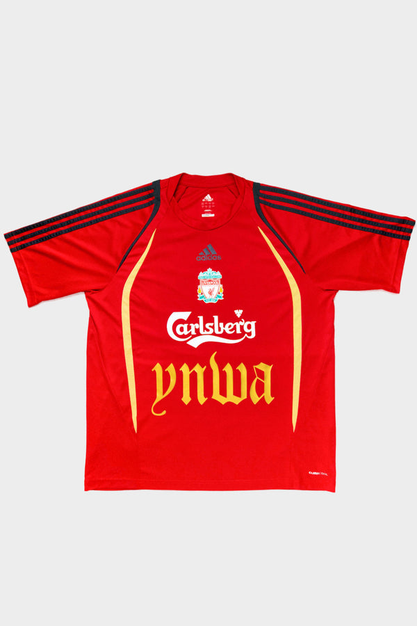 REWORKED LIVERPOOL SHIRT - 2009/10