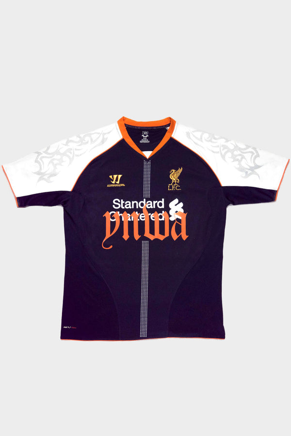 REWORKED LIVERPOOL SHIRT - 2012/13