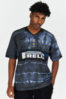 REWORKED INTER MILAN SHIRT - SILVER