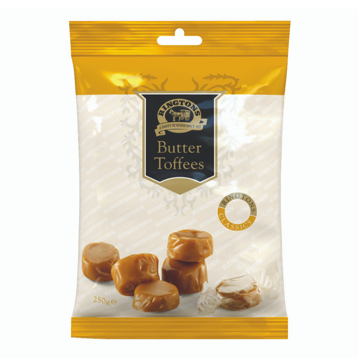 Butter Toffees (250g)