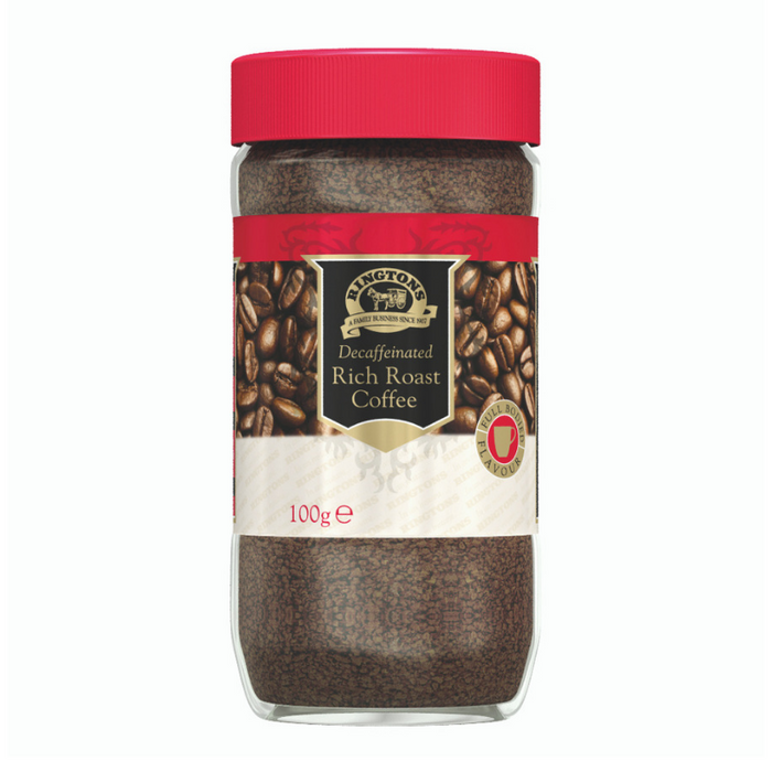 Rich Roast Instant Decaf Coffee (100g)