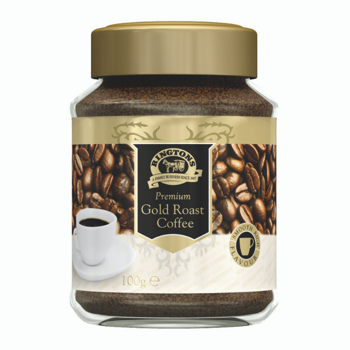 Premium Gold Instant Coffee (200g)