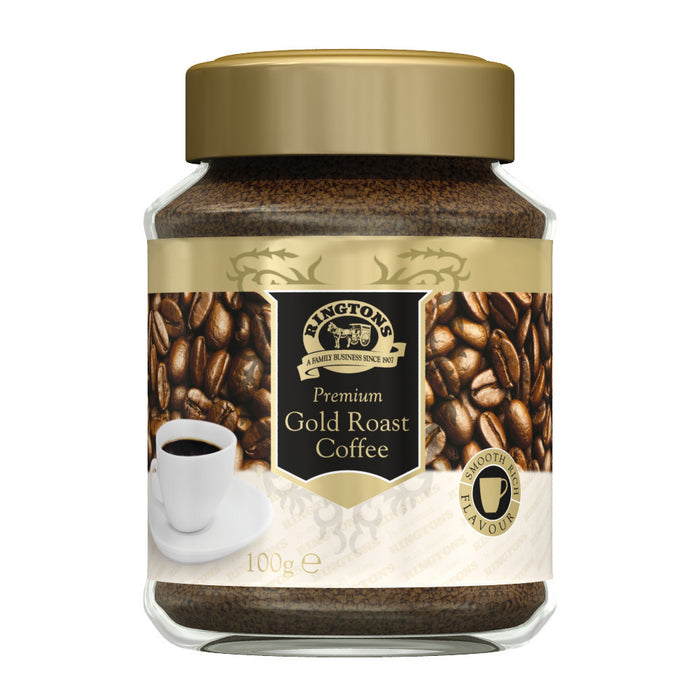 Premium Gold Instant Coffee (100g)