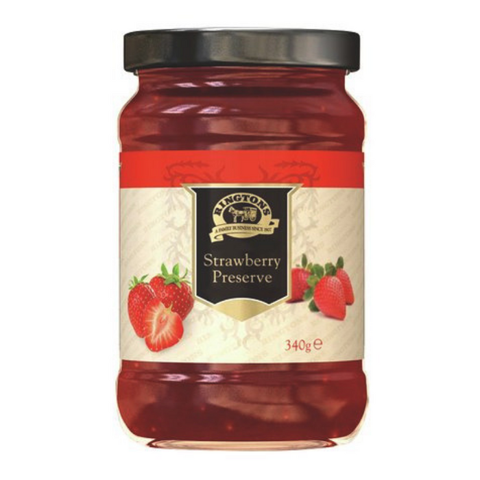 Strawberry Preserve (340g)
