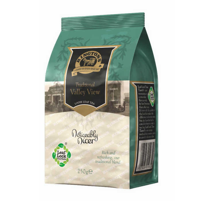 Traditional Valley View Loose Leaf Tea (250g)