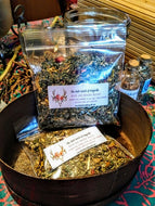 herbal smoke blend, herbal smoke