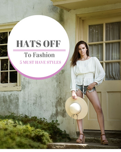 Hats Off to Fashion