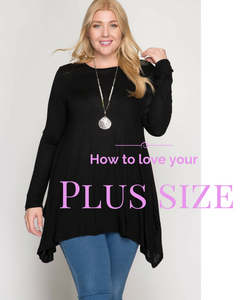 How to Love Your Plus Size