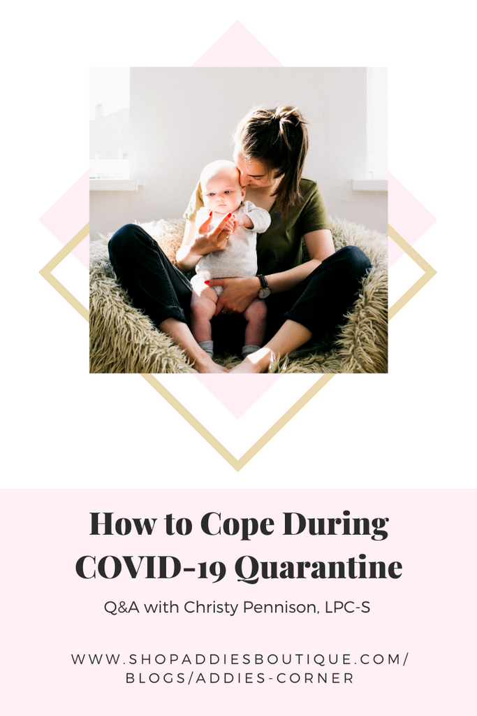 How to Cope During COVID-19 Quarantine