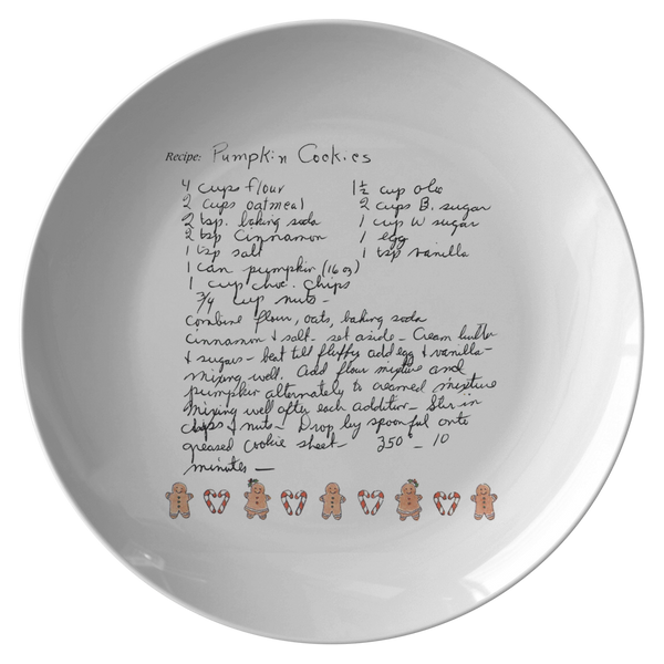 Family RecipePlate - prates2 - 24th Ave Designs