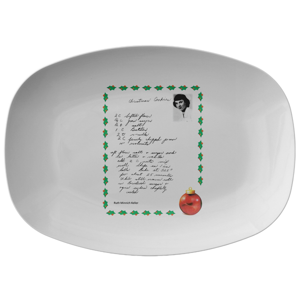 Family Recipe Platter - For Jan B - 24th Ave Designs
