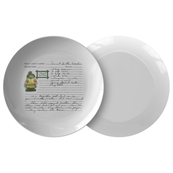 Family Recipe Plate - Fo Rachel Bates - 24th Ave Designs