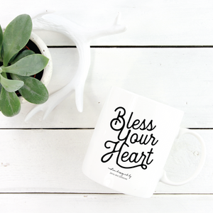 Bless Your Heart - 24th Ave Designs
