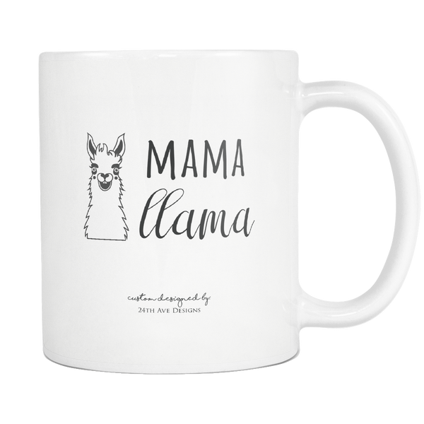 Mamma Llama - 24th Ave Designs