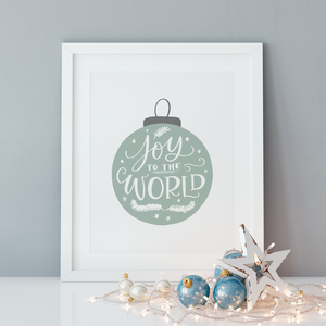 Joy to the World - 24th Ave Designs