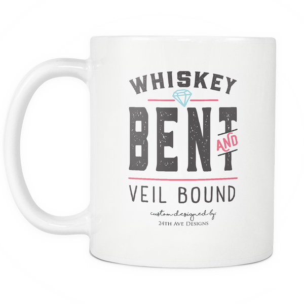 Whiskey Bent and Veil Bound - 24th Ave Designs