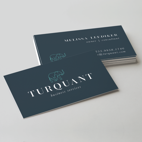 Business Cards - 24th Ave Designs