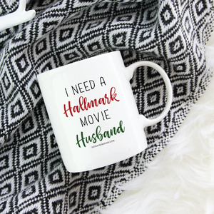 I need a Hallmark movie Husband - 24th Ave Designs