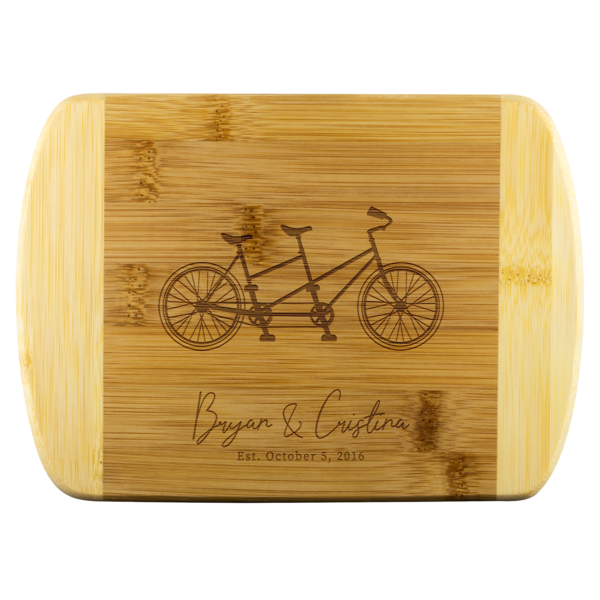 Custom - Cutting Board - 24th Ave Designs