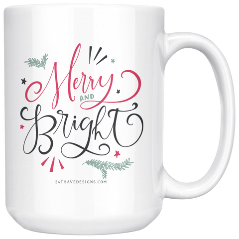 Merry and Bright - 24th Ave Designs