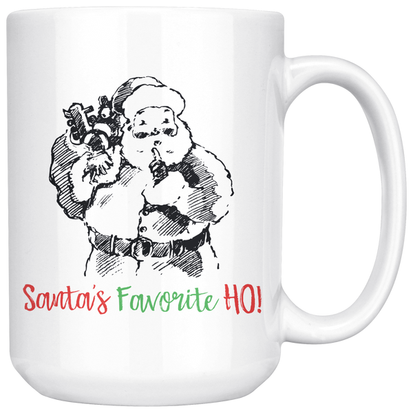 Santa's Favorite HO! - 24th Ave Designs