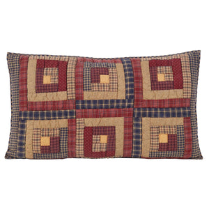 VHC Brands Rustic & Lodge | Bedding & Pillows | Millsboro King Sham 21x37