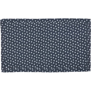 VHC Brands | Americana Kitchen & Tabletop Decor | Multi Star Navy Table Cloth 60x102