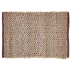 VHC Brands Zuma Brown Rug 20x30