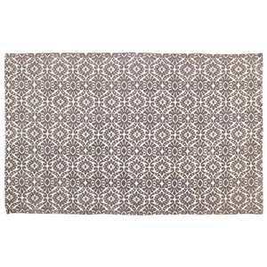 VHC Brands Francesca Smoky Plum Rug 60x96