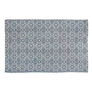 VHC Brands Francesca Deep Teal Rug 60x96