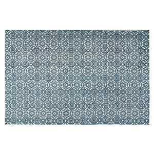 VHC Brands Francesca Deep Teal Rug 72x108