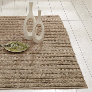 VHC Brands Laila Natural Jute Rug 48x72