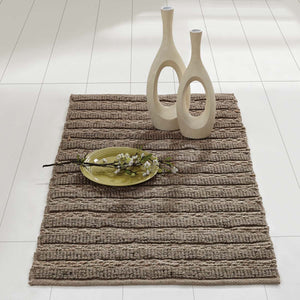 VHC Brands Laila Silver Jute Rug 27x48