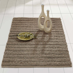 VHC Brands Laila Silver Jute Rug 36x60