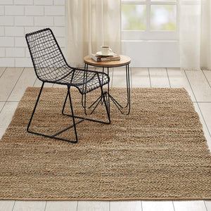 VHC Brands Minneka Natural Jute Rug 60x96