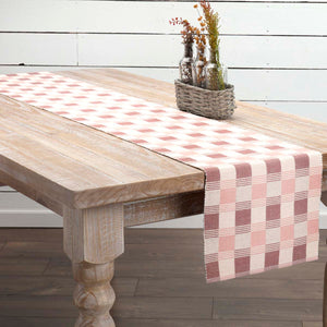 VHC Brands | Farmhouse Kitchen & Tabletop Decor | Daphne Ribbed Runner 13x90