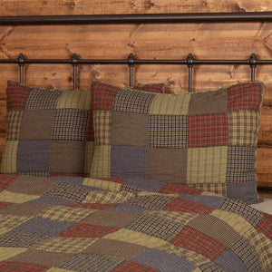 VHC Brands Rustic | Bedding & Pillows | Cedar Ridge Standard Sham 21x27