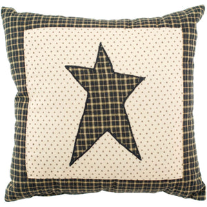 VHC Brands Primitive | Bedding & Pillows | Kettle Grove Pillow Star 10x10