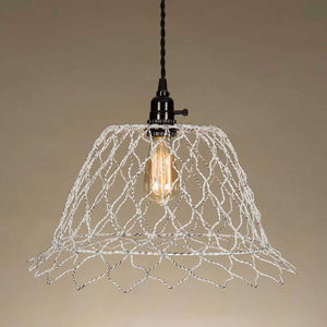 Shop Pollyanna Wire Pendant Lamp