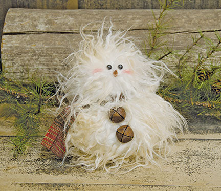 Christmas Figurine Junior Yeti