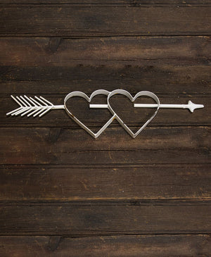 Heart & Arrow Wall Hanging