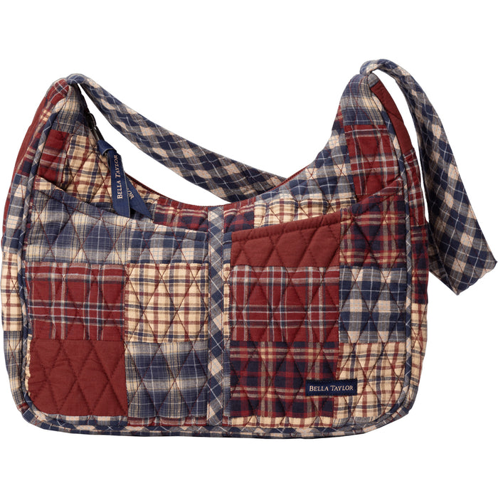 Bella Taylor Shoulder Bag | National Quilt Museum Finley Blakely