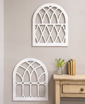 Buy Wooden Farmhouse Cathedral Arches