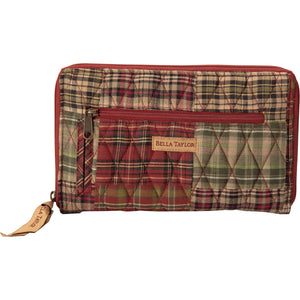 Bella Taylor Wallet | Gatlinburg Wrist Strap Wallet
